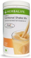 Herbalife Formula1 Nutritional Shake Mix Protein Blends(500 g, Orange, Cream)