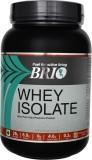 Brio Whey Isolate Whey Protein (1 kg, Co...