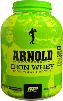 MusclePharm Iron Whey Protein