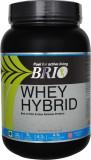 Brio Whey Hybrid Whey Protein (1 kg, Str...
