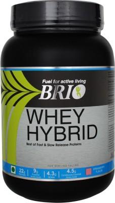 BRIO Hybrid Weight Gainers, Mass Gainers