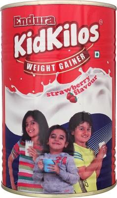Endura KidKilos Weight Gainers(250 g, Strawberry)