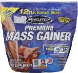 Muscletech Premium Mass Gainers (5.44 kg...