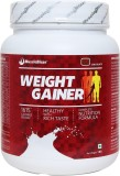 MuscleBlaze Weight Gainers (1 kg, Chocol...