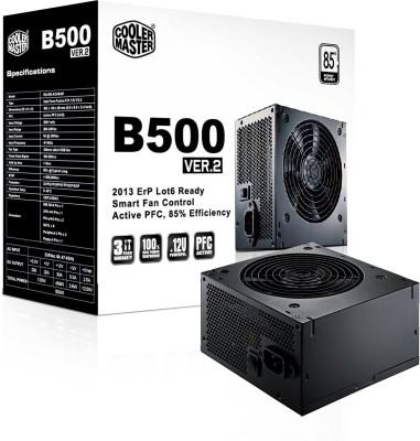 Cooler Master B500 v.2 500 Watts PSU(Black)