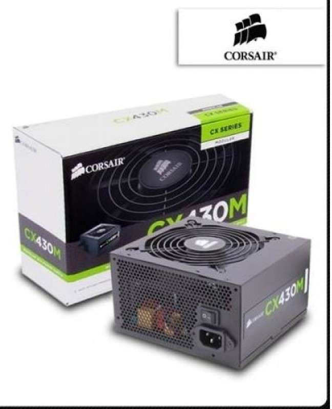 Corsair CX430M 430 Watts PSU