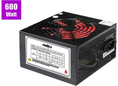 Frontech JIL-2423 600 Watts PSU(Black)