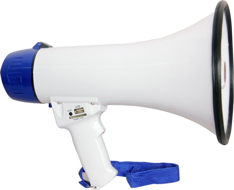 5 Core HW-20F PA USB MEGAPHONE Outdoor PA System(100 W)
