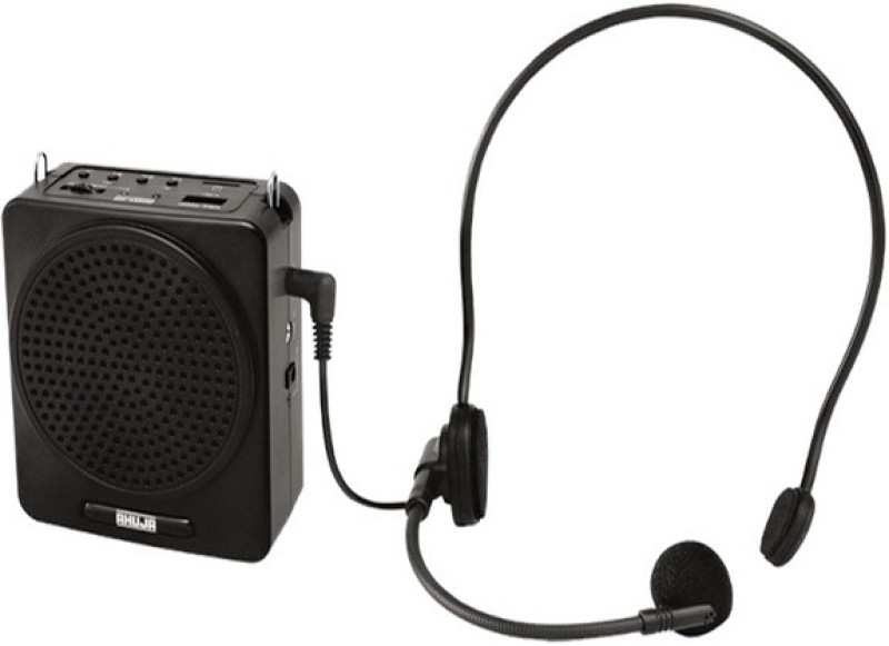 AHUJA NBA-20DP Indoor, Outdoor PA System(12 W)