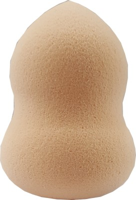 Beauty Studio Peach Medium Makeup Sponge Blender