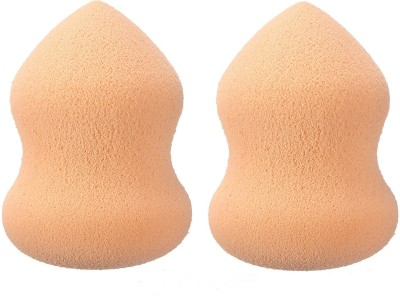 Lifestyle-You 2 Pcs Cosmetic Puff Makeup Blender