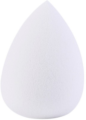 Jenna White Water Droplet Makeup Foundation Puff Sponge Blender
