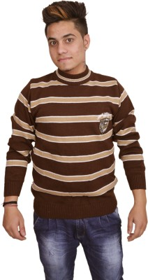 Marino Club Round Neck Solid Men's Pullover