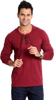 Rodid Henley Solid Mens Pullover