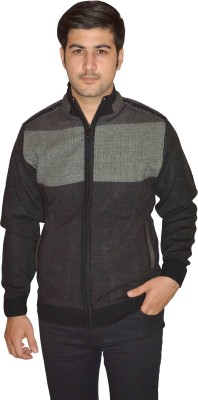 Fasholic Round Neck Solid Men's Pullover