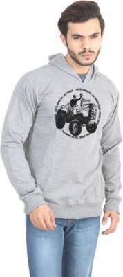 Cult Republic Full Sleeve Graphic Print Men's Sweatshirt