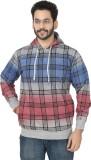 Kraasa Round Neck Striped Men's Pullover