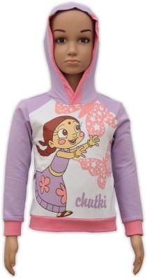 Chhota Bheem Round Neck Printed Boy's Pullover