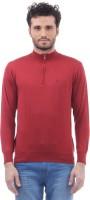 Monte Carlo Round Neck Solid Men's Pullover