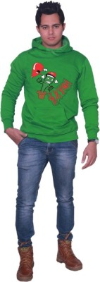 aaila Round Neck Graphic Print Men's Pullover