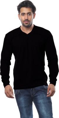 V3Squared V-neck Solid Men's Pullover