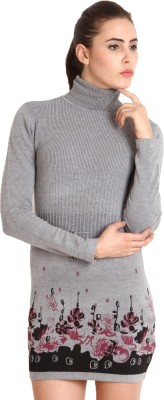 SOIE Round Neck Printed Men's Pullover