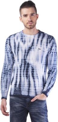 TSAVO Round Neck Solid Men's Pullover