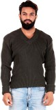 The G Street V-neck Solid Men's Pullover