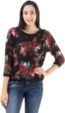 Only Round Neck Woven Women's Pullover
