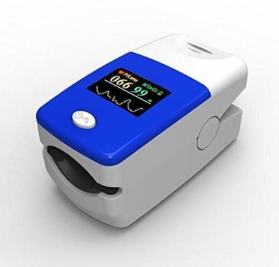Contec CMS-50C Pulse Oximeter(Blue)