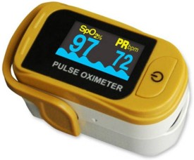 Choicemmed MD300C2D Pulse Oximeter(White / Yellow)