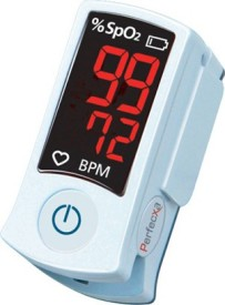 perfecxa SB-100 Pulse Oximeter(White)