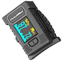 ChoiceMMed MD300B3 Pulse Oximeter(Black)