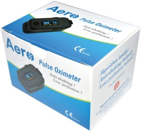 Aero+ NXT-G Pulse Oximeter(Black, YELLO, Orange, Green)