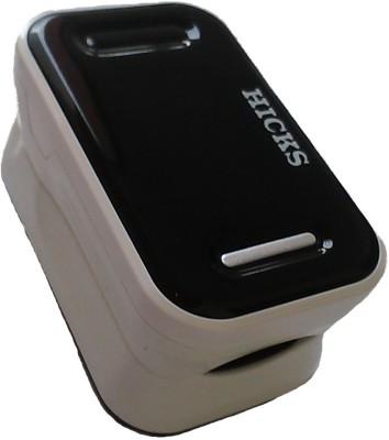 hicks yk81 Pulse Oximeter(White, Black)