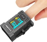 Choicemmed MD300CB3 Pulse Oximeter (Blac...