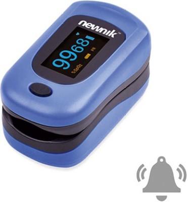 Newnik PX701 Audio-Visual Fingertip - Pink Pulse Oximeter(Pink)