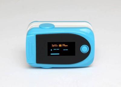 Lars Medicare PO813 Pulse Oximeter(Sky Blue)