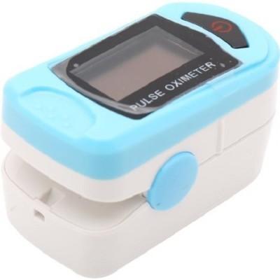 EZ-LIFE Fingertip Pulse Oximeter(Light Blue)