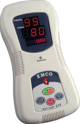 Emco Oxi-Sat 610 Pulse Oximeter(Light Grey)