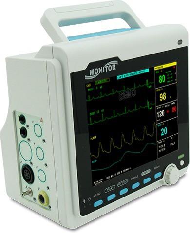 contec CMS-6000 Pulse Oximeter(White)