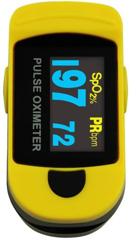 Omron Md300c20 Pulse Oximeter(Yellow)