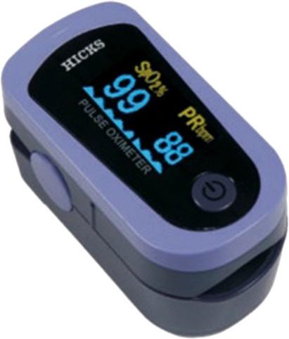 Hicks Px-C23 Pulse Oximeter(Blue)