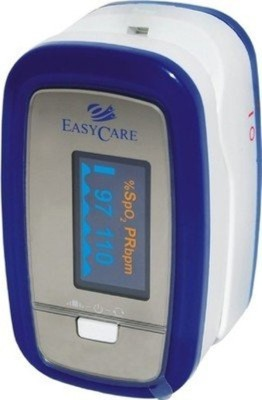 Easycare Fingertip Pulse Oximeter(Blue)