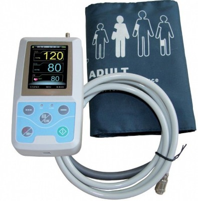 Niscomed ABPM50 Pulse Oximeter(White)