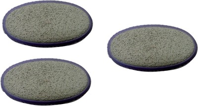 AntiqueShop Natural Volcanic Pumice Stone Pack Of 3