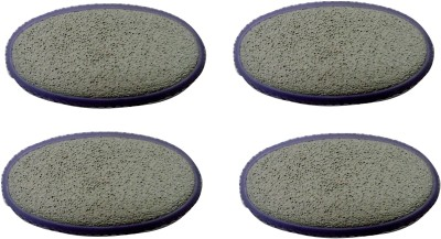 AntiqueShop Natural Volcanic Stone Pack of 4