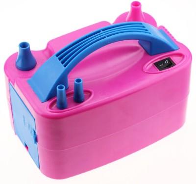 LotFancy Portable Double Nozzles Electric Power Balloon Air Pump Balloon Pump