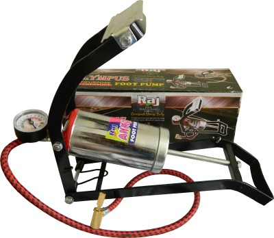 Raj Anmol Air Pump Car, Bicycle, Motorcycle Pump