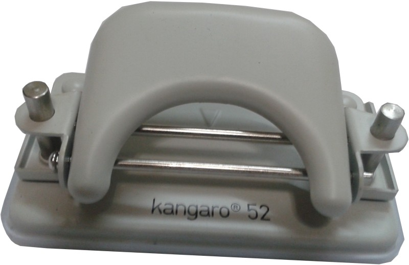 Kangaro Metal Punches & Punching Machine(White)